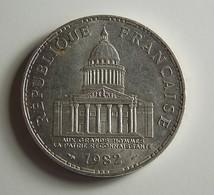 France 100 Francs 1982 Silver - France