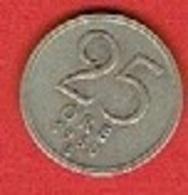 SWEDEN #  25 ØRE FROM 1950 - Suède
