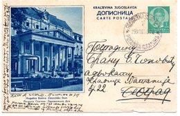 1938 YUGOSLAVIA, SLOVENIA, ROGAŠKA SLATINA, POSTAL STATIONERY USED - Slovenia