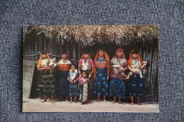 PANAMA - Indias De Las Islas De SAN BLAS. - Panama
