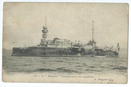 CPA Bateau Navire De Guerre Cuirassé Magenta 2 - Guerre