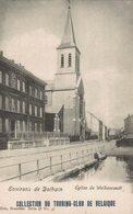 Environs De Dolhain - Eglise De Welkenraedt - Nels - Série 98 N° 37 - 2 Scans - Welkenraedt