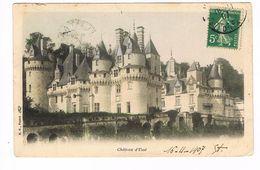 CPA (37)  Ussé .Le Château. (C.334) - Sonstige Gemeinden