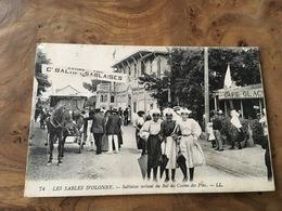 276/ Les Sables D Olonne Sablaise Sortant Du Bal Du Casino Des Pins - Sables D'Olonne