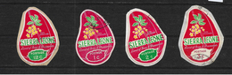 Sierra Leone, 1968 Cola Plant Set Alternative Colour Value Tablet, Used (7414) - Sierra Leone (1961-...)