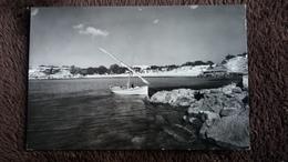 CPSM FORMENTERA BALEARES 219 PLAYA CALA SAONA PLAGE BEACH  ED VINETS IBIZA BARQUE - Formentera