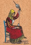 [MD2664] CPM - SUGHERO - COSTUMI SARDI - NV - Cartoline