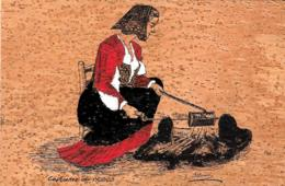 [MD2666] CPM - SUGHERO - COSTUMI SARDI NUORO - VIAGGIATA 1969 - Cartoline