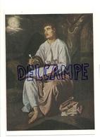 Diego Velazquez. Saint Jean Sur L'île De Patmos En Train D'écrire. Trustees By Waterlow & Sons Ltd - Vieux Papiers