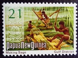 Papouasie Nouvelle Guinée Papua New Guinea 1973 Artisanat Yvert 248 ** MNH - Papua New Guinea