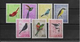 Venezuela N°660/666 - Oiseaux -  Neufs ** Sans Charnière - TB - Venezuela