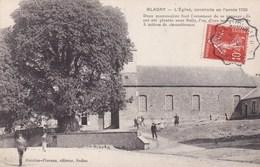 Ardennes - Blagny - L'église, Construite En L'année 1700 - France
