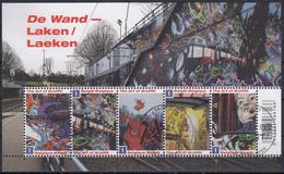 BELGIQUE 2011 Nº 4106/10 EN BLOQUE USADO 1º DIA - Bloques 1962-....