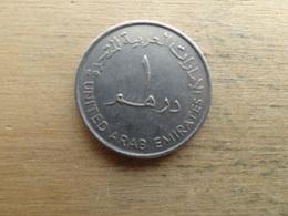 Emirats Arabes Unis  1 Dirham   1995  Km 6.2 - United Arab Emirates
