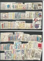TCHECOSLOVAQUIE  Lot De 393 Timbres (393) O Et * L1 1970-1979 - Tchécoslovaquie
