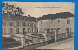 53 - COSSÉ-LE-VIVIEN -  HOSPICE  HÔPITAL - France