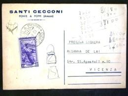 TOSCANA -AREZZO -POPPI -F.G. LOTTO N°37 - Arezzo