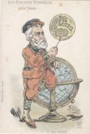 JULES VERNE Illustration De POHIER- Les Enfants Terribles De NANTES  (lot Pat 52 ) - Other Illustrators