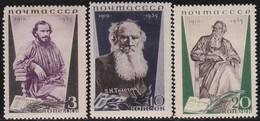 Russia        .   Yvert     .    577/579       .       *     .     Ongebruikt  Met Plakker  .    /     .    Mint-hinged - 1923-1991 USSR