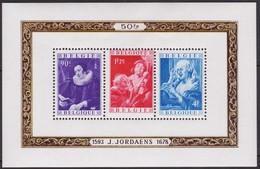 Belgie   .    OBP   .    Blok  27/28  ( 2 Scans )     .   **     .    Postfris     .   /    .   Neuf SANS Charniere - Blocks & Sheetlets 1924-1960