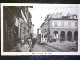 TOSCANA -AREZZO -MONTEVARCHI -F.P. LOTTO N°37 - Arezzo
