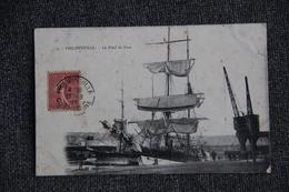 PHILIPPEVILLE - Le Fond Du Port. - Skikda (Philippeville)