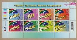 Südafrika 1675-1682 Kleinbogen (kompl.Ausg.) Gestempelt 2005 Weltposttag (9283039 - Südafrika (1961-...)