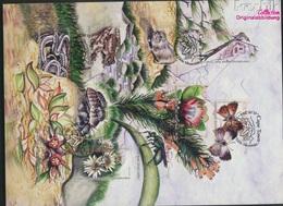Südafrika 1595-1604 Folienblatt (kompl.Ausg.) Gestempelt 2004 Fauna Und Flora Tafelberg (9283016 - Südafrika (1961-...)