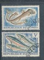 Poissons Tropicaux - République Du Congo (1960-64)