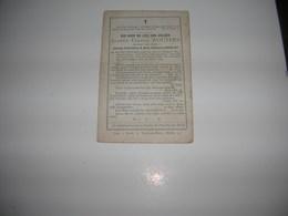 Joanna Coleta Wouters (Emblehem 1820-Emblehem 1892) ;Vervliet - Devotieprenten