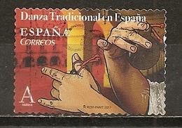 Espagne Spain 2017 Traditional Dance Obl - 1931-Tegenwoordig: 2de Rep. - ...Juan Carlos I