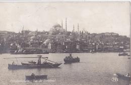 COSTANTINOPLE VUE DE STAMBOUL VG AUTENTICA 100% - Turchia