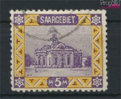 Saarland 67 Gestempelt 1921 Landschaften (9282689 - 1920-35 Saargebiet – Abstimmungsgebiet