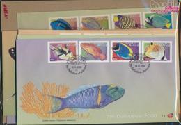 Südafrika 1285A-1311A (kompl.Ausg.) FDC 2000 Fauna Und Flora (9283044 - FDC