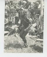 PHOTOS ORIGINALES - ANNÉES 60 - AFRIQUE - REPUBLIQUE CENTRAFRICAINE - BANGUI - Petite Danseuse - Africa