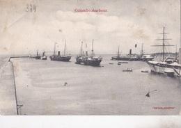 COLOMBO HARBOUR  VG AUTENTICA 100% - Sri Lanka (Ceylon)