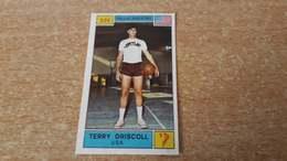 Figurina Panini Campioni Dello Sport 1969 - Terry Driscoll - Panini