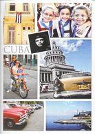Cuba - Multivues, La Havane, Che Guevara, Scènes De Rues... Banco De Imagen Cuba - Postkaarten