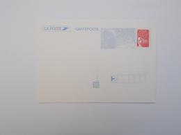 CARTE TYPE MARIANNE DU 14 JUILLET - Postal Stamped Stationery