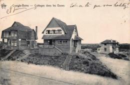 Coxyde-Bains - Cottages Dans Les Dunes - Koksijde