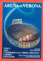 ARENA DI VERONA- OPERE - Théâtre