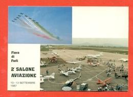 FRECCE TRICOLORI - AEROPORTI - FORLI-SALONE AVIAZIONE - Riunioni