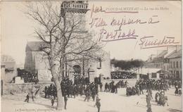 DAV :  Finistère :  PLOUDALMEZEAU  : La  Rue   Des  Halles (  Pour  Paris  8 Em) - Ploudalmézeau
