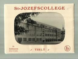 ** 14 X  TIELT     . **  ST. JOZEFSCOLLEGE        .** - - Tielt