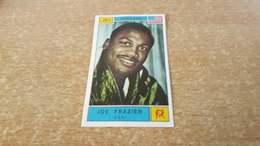 Figurina Panini Campioni Dello Sport 1969 - Joe Frazier - Panini
