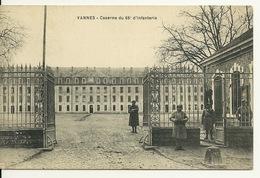 56 - VANNES / CASERNE Du 65è D'INFANTERIE - Vannes