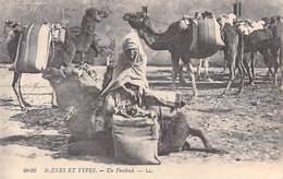 Afrique Algérie> Scènes & Types Un Fondouk  (-- Edition :LL 6026 )* PRIX FIXE - Algérie