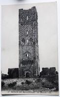 CPA Algérie Ruines De Mansourah Le Minaret Tlemcen - Tlemcen