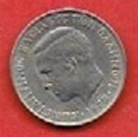 GREECE #  50 Lepta - Constantine II  FROM 1970 - Grèce