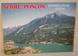 Serre Ponçon Dormillouse Cartolina Francia - France